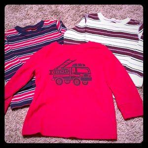 Set of 3 Jumping Bean Thermal Shirts 24 months